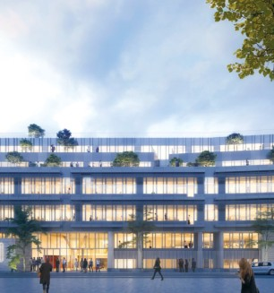 Covivio completes off-plan purchase of a building of 25,600 m² in the business district of Malakoff-Montrouge-Châtillon