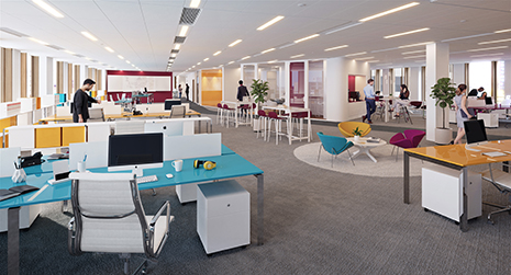 Office properties, one pillar of our know-how