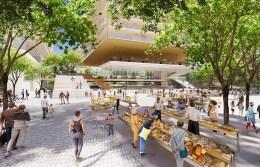 The Porta Romana railway yard: the team led by OUTCOMIST wins the urban regeneration masterplan