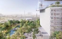 Snam: new headquarter in Milan in Symbiosis district, Covivio's urban regeneration project at south of Porta Romana