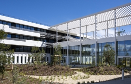 """Majoria"""" Park Montpellier: Covivio delivers the Orange Campus and offers a new services hub"""