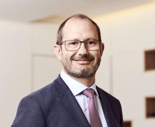 Olivier Estève, Directeur Général Délégué