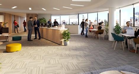 Alis, un immeuble de bureaux nouvelle génération