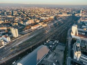 Scalo Porta Romana à Milan : 6 équipes sélectionnées pour l'élaboration du schéma directeur de régénération urbaine